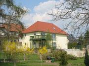2 Familienhaus Gentzsch Barrierefrei - mit Terasse und Balkon