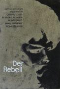 2194/ Plakatentwurf ~1975, P. Schadwinkel unsign.(Zertifikat), 30x21cm, EUR 40,-