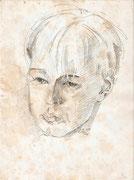 3025/ Tusche, 1938, sign. Peter Kai, 18x25cm, EUR 35,-