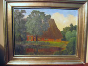 2677/ Öl/Leinw., ~1900, sign. Joh.L.Heymann, Rahmen 50x40cm, EUR 250,-