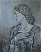 2484/ Bleistift-Tusche, P. Schadwinkel unsign. (Zertifikat), 27x35cm, EUR 50,-