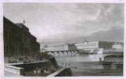 0685/ Stahlstich, ~1900, Münze in Paris/Frankreich, 30x20cm, EUR 15,-