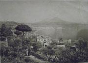 3204/ Kupferstich nach A.Beringer, 1893, Neapel, unsigniert, 63x44cm, EUR 10,-