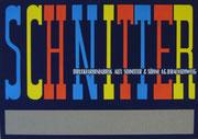 2372/ Firmenemblem, ~1970, P.Schadwinkel unsign. (Zertifikat), 42x32cm, EUR 20,-