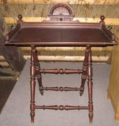 KT0229/ Tabletttisch ~1880, Bierfarbe, Kiefer, EUR 420,-