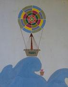2364/ NAVI, 1974, sign. M.Weisheitel, 40x50cm, EUR 55,-