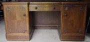OB0044/ Schreibtisch ~1920, Eiche, EUR 700,-