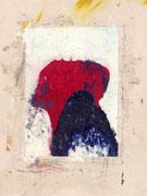 "2248/Acryl/Pappe ""P.Schadwinkel"" signiert,1972, m.Zertifikat, 27x32cm, EUR 60,-"