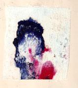 "2244/Acryl/Pappe ""P.Schadwinkel""~1975, unsign. (Zertifikat), 29x33cm, EUR 40,-"