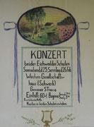 2318/ Plakatentwurf, 1899, H. Kipp unsign. (Zertifikat), 47x61cm, EUR 45,-