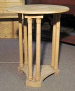 KT0141/ Runder Tisch ~1900, Buche, EUR 450,-