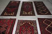 Tappeti udine-tappeti persiani quida misure circa 190x70 robusti Hamadan