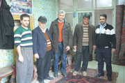 Tabriz carpet udine- Javad da bazar di Tabriz