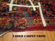 Tappeti Trieste, riparazione tappeto tarmato, restauro tappeto persiano trieste