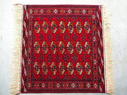 tappeti tabriz carpet udine-bukhara russo bukara originale frange lungi udine
