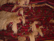 tappeti trieste,bukhara russo, yamud vari misura extra fine