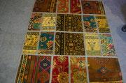 Tappeti moderni udine- tappeto moderno patchwork