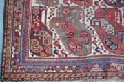 tabriz carpet, tappeto antico afshari