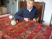 tappeti tabriz carpet udine, centro lavaggio e restauro tappeti orientali