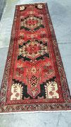 tappeto vecchio persiano misura corsia