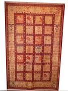 Kilim udine, verneh (sumak)seta persiano confine