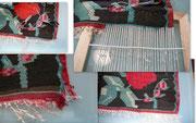 tabriz carpet udine- restauro kilim- Riparazione kilim