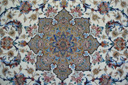 tappeti tabriz carpet udine- tappeto isfahan originale extra fine trama e ordito seta