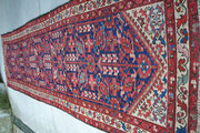Tappeti antichi Udine , Tabriz carpet Udine, tappeto malayer antico misura corsia per coridorio