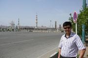Titolre tabriz carpet -gom- Iran sig. Javad Zarepour