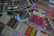 Tappeti e kilim Udine, kilim patchwork vari misure