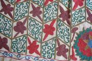 tappeto tabriz carpet udine- ricamato