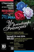 Mai 2014: Un printemps français
