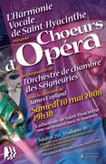 mai 2008: choeurs d'opéra