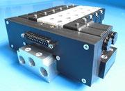 Kompaut - Soluzione Batteria elettrovalvole Airtac con connessione multipolare