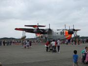 上総海自ー航空ショー