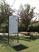 Rastplatz beim Friedhof