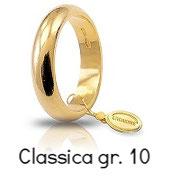 Fede Unoaerre Classica Oro Giallo 10 Grammi Referenza : 100AFN1