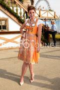 Oktoberfest 2013, Promis Tag 2, Vanessa Blumhagen