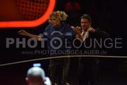 Lena Gercke bei der SKL-Millionen-Show   ©Fotograf Karsten Lauer