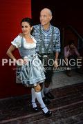 Oktoberfest 2013, Promis Tag 1, Heiner und Viktoria Lauterbach