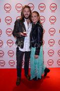 """5 Jahre TNT Serie"" - Gil Ofarim & Verena Brock   © Fotograf Karsten Lauer / www.photolounge-lauer.de"