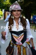 Oktoberfest 2013, Promis Tag 1, Simone Thomalla
