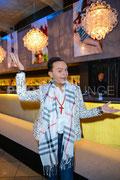 Julian F. M . Stoeckel beim Ernsting's Family Fashion Dinner   © Fotograf Karsten Lauer / photolounge-lauer.de