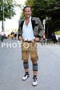 Oktoberfest 2013, Promis Tag 1, John Friedmann