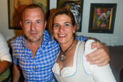 Heino Frech mit Ehefrau Marie-Jeanette