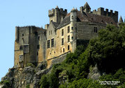 BEYNAC - Forteresse médiévale du XIè siècle