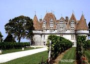 MONBAZILLAC - Château renaissance du XVIè siècle