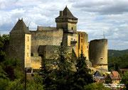 CASTELNAUD - Forteresse médiévale du XIIIè siècle