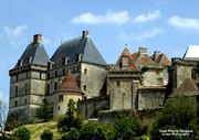 BIRON - Château du XIIIè siècle