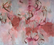 Collage, leinwand, 100X120